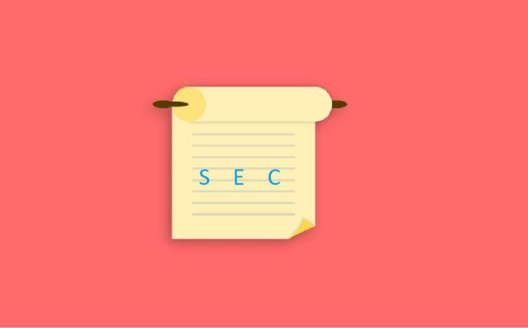 SEC Regulatory Incubation (RI) program for FinTech ...